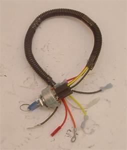 Briggs Vanguard Engine Switch Kit With Wiring  Cushman