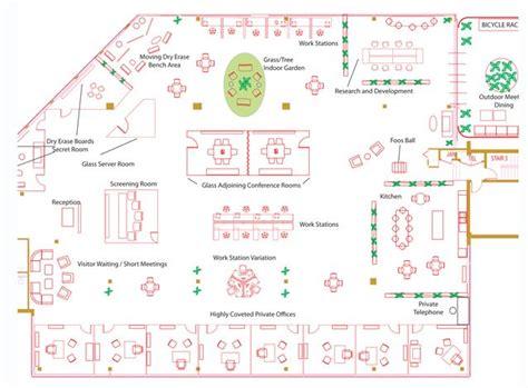 Open Space Floor Plan by Openplan Open Office Floor Plan Office Space