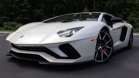 lamborghini aventador  start  road test  depth review youtube