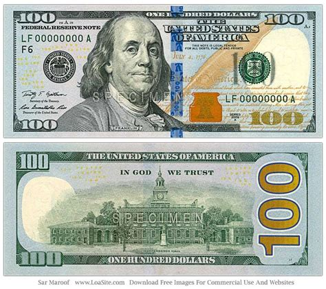 Bad News Hidden Messages In New $100 Dollar Bill  @vop