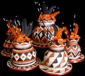 Sugarcraft by Soni: Traditional Five African Pots