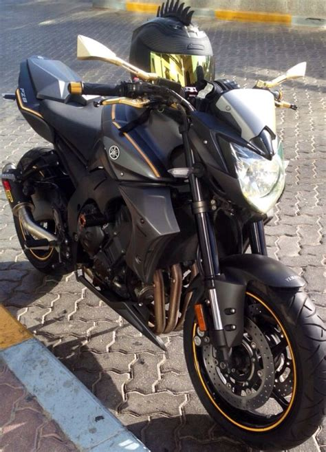 Yamaha Fz8 Street Fighter Special Addition Has Been Added