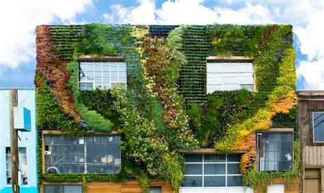 Vertical Garden Facade by Great World Structures With Green Facades And Vertical Gardens