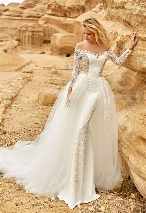 Preview: Oksana Mukha Wedding Dresses 2018   Deer Pearl