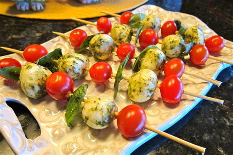 cuisine appetizer recipes simply living healthy