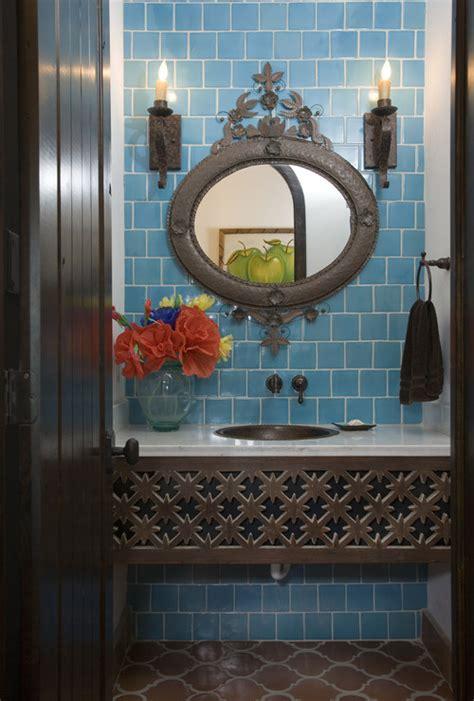 india inspired carved wood bathroom vanity