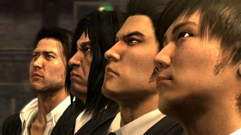 yakuza  ps release date announced  japan gamerevolution