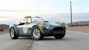 2014 Shelby Cobra 289 FIA 50th Anniversary Wallpaper HD