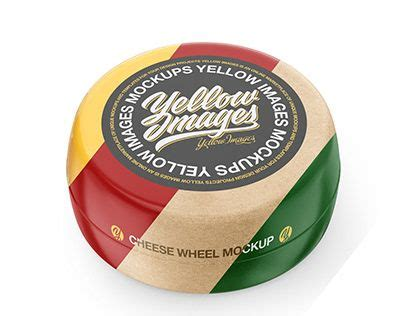 """Includes 2 different paper labels. Check out new work on my @Behance portfolio: """"Cheese Wheel ..."""