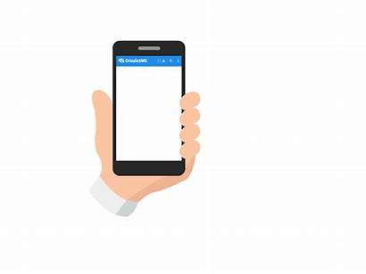 Sms Android Mobile App Animated Animation Marketing