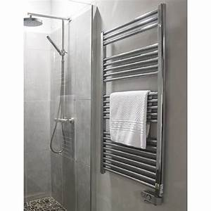 radiateur electrique de salle de bain With radiateur salle de bain chauffage central