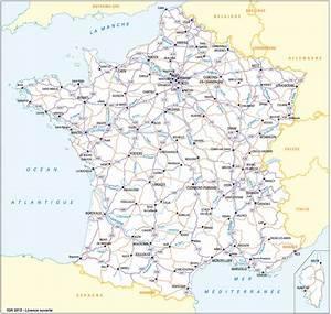 Carte De France Autoroute : calcul d 39 itineraire routier carte routi re de france ~ Medecine-chirurgie-esthetiques.com Avis de Voitures
