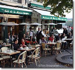cafes  paris france