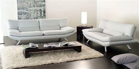 divano in pelle bianco divano in pelle divano in tessuto modello alaska