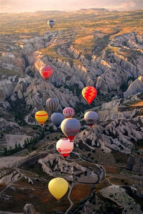 Top 10 Best Hot Air Balloon Rides Top Inspired
