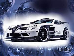 Ecran Video Voiture : voiture de course tuning fond d ecran ~ Farleysfitness.com Idées de Décoration