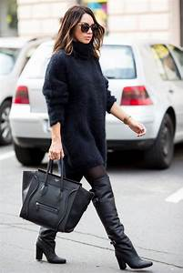 Chic Turtleneck Outfits for Cold Days - Pretty Designs