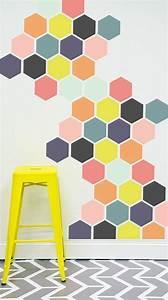 Muster Für Wandgestaltung : 40 inspirierende ideen f r eine kreative wandgestaltung ~ Lizthompson.info Haus und Dekorationen