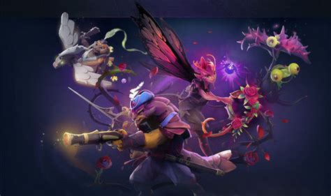 dota 2 7 07 update live new heroes and gameplay changes in dueling fates patch gaming