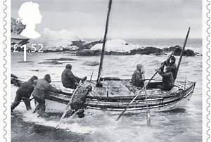 Shackleton's epic Antarctic trip marked in stamps - Lonely ...