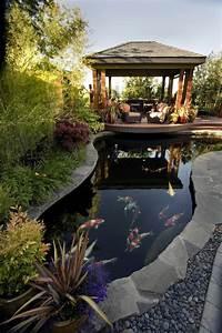 Gartenteich Ideen Bilder : gartenideen gartenteich fische gartenteich bilder garten ~ Lizthompson.info Haus und Dekorationen