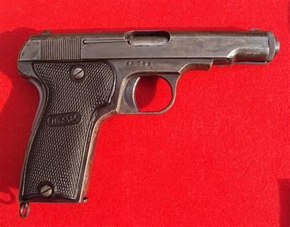 Mab Pistol Waffenamt Nazi French Marking Automatic
