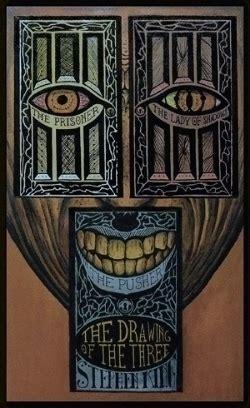 drawing     dark tower   stephen king
