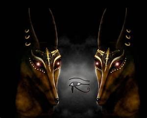 Anubis Wallpaper - WallpaperSafari