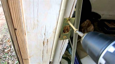 door jamb repair kit repair interior door frame amazing how to repair interior