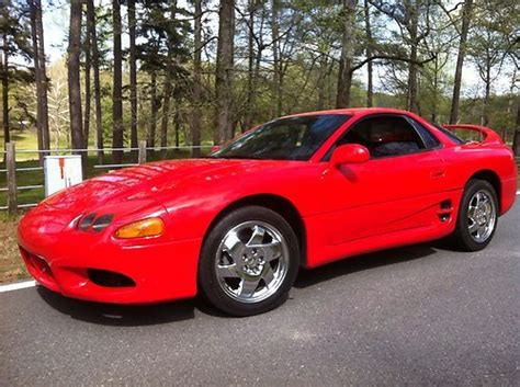 automotive air conditioning repair 1997 mitsubishi gto parking system buy used 1997 mitsubishi 3000gt beauty in little rock