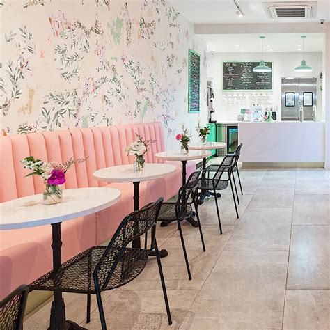 This minimalistic coffee shop offers global publications and local art for viewing, stark white exposed. Instagrammable Cafes In NYC | 27 Cute Coffee Shops In New ...