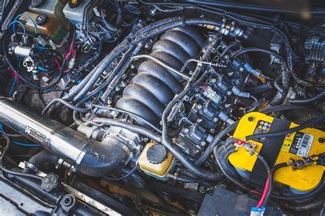 Custom H3 Hummer Ls2 Engine