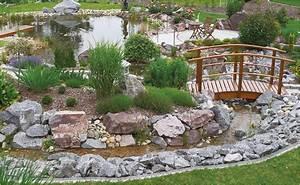 Kleine Gartenteiche Beispiele : teich planen mit hornbach schweiz ~ Whattoseeinmadrid.com Haus und Dekorationen
