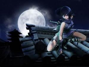 Anime For > Anime Ninja Princess | ninja | Pinterest ...