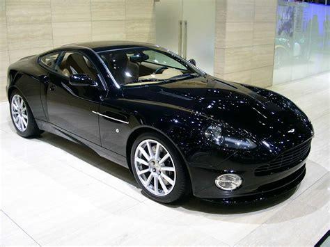 Martin Specs by Aston Martin V12 Vanquish Specs