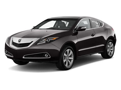 2011 Acura Zdx Review, Ratings, Specs, Prices, And Photos