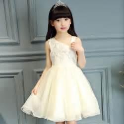 3 ans de mariage robe de cérémonie mariage enfant fille 3 12ans beige achat vente robe de cérémonie