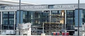 Aeroport De Berlin : allemagne le nouvel a roport de berlin ne sera pas inaugur cette ann e le point ~ Medecine-chirurgie-esthetiques.com Avis de Voitures