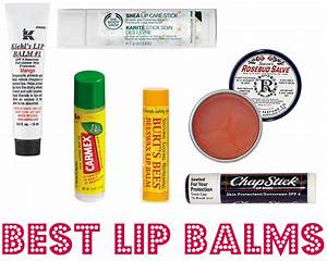 7 ways to treat dry chapped lips With good lip balms