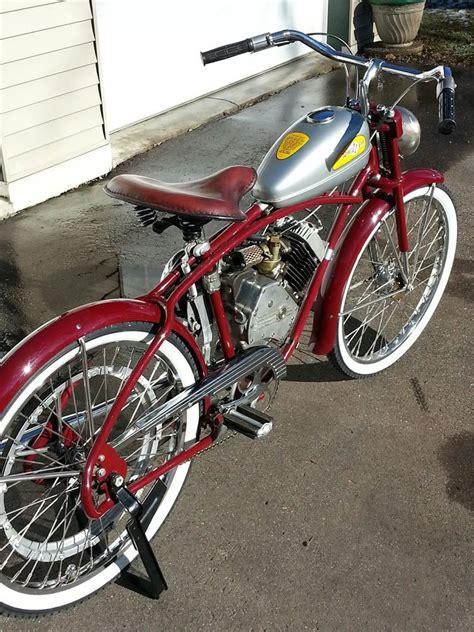 Sale Original 1949 whizzer motorbike original bikes motorised bike