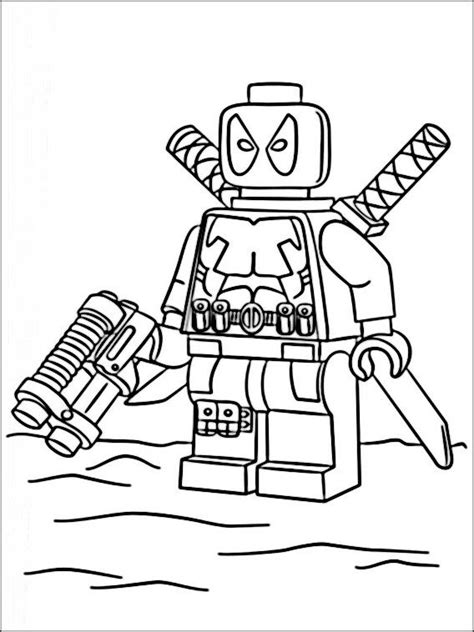 lego marvel heroes coloring pages 4 lian speech lego