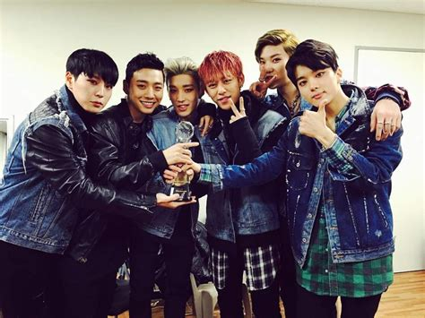 B.a.p Featured In