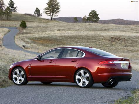 Jaguar XF US-spec 2008 pictures (2048x1536)