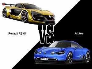 Alpine Renault Prix : renault rs 01 vs alpine 2016 le match de l 39 image l 39 argus ~ Gottalentnigeria.com Avis de Voitures