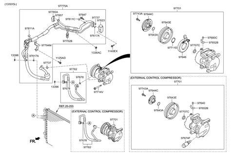 Genuine Hyundai Valve Control