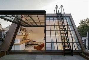 Ouverture De Toit : la fen tre de toit en 65 jolies images toiture ~ Melissatoandfro.com Idées de Décoration