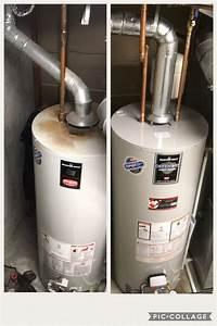 Backdrafting Water Heaters