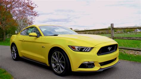 2015 Mustang Gt 5.0 V8 0-60 Mph Review