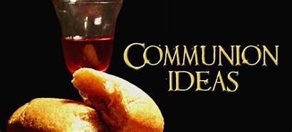 Communion Worshipideas