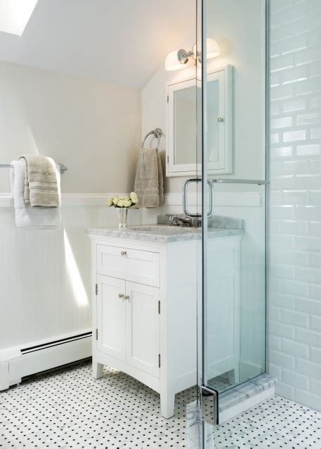 Beadboard And Tile by Subway Tile And Beadboard For The Home
